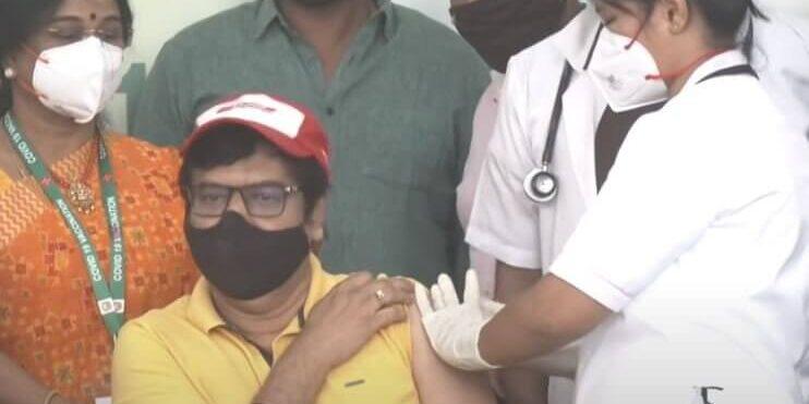 """L""""ambasciatore della salute"""" indiano muore 2 giorni dopo aver fatto il vaccino COVID"""